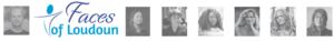 Faces of Loudoun logo