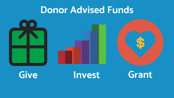 Donor Advised Funds:  Teaching a tradition of giving from one generation to the next