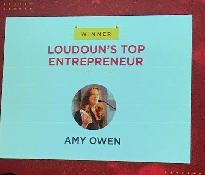 Entrepreneur of the Year – Amy Owen