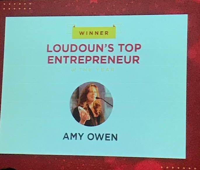 Entrepreneur of the Year – Amy Owen
