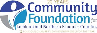 Community Foundation 20th Anniversary logo