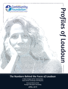 Newly Released – Profiles of Loudoun:  The Numbers Behind the Faces of Loudoun