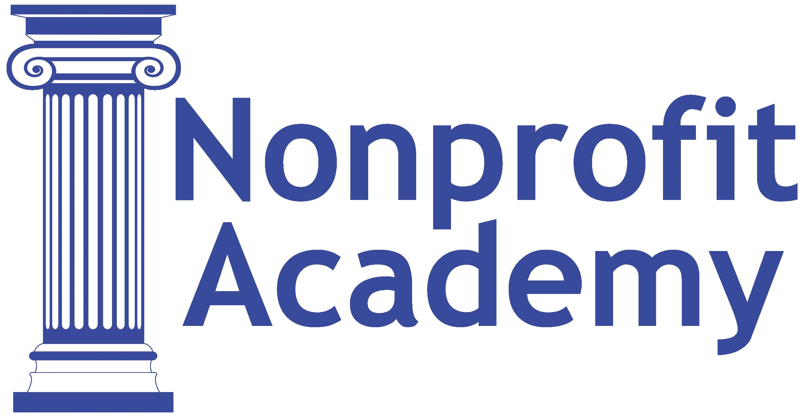 Nonprofit Academy logo