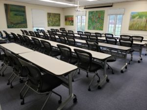 Now Accepting Reservations:  Claude Moore Nonprofit Training Center