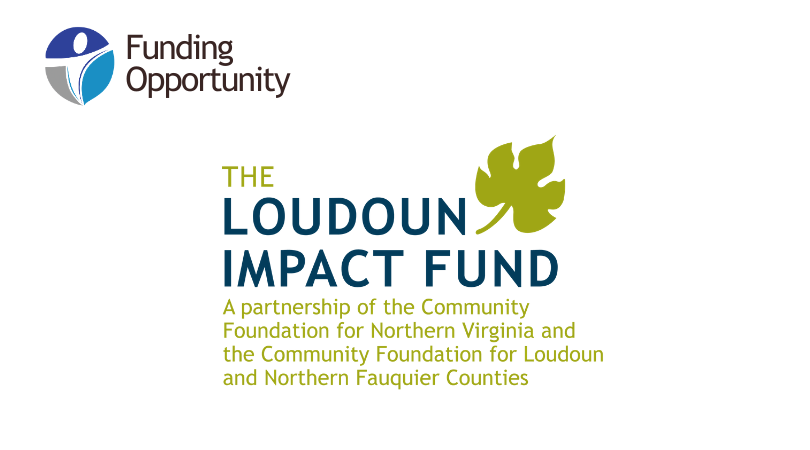 Now Accepting Applications for Funding: Loudoun Impact Fund