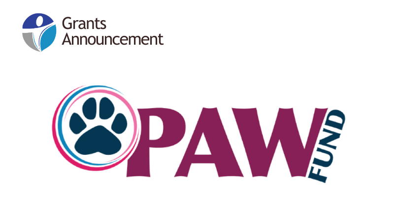 PAW Fund Grants $11,200 to Animal Welfare Nonprofits Serving Loudoun County