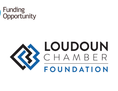 Now Accepting Applications: Loudoun Chamber Foundation