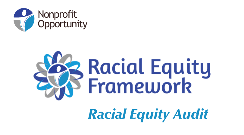 Now Accepting Applications from Organizations: Racial Equity Audit