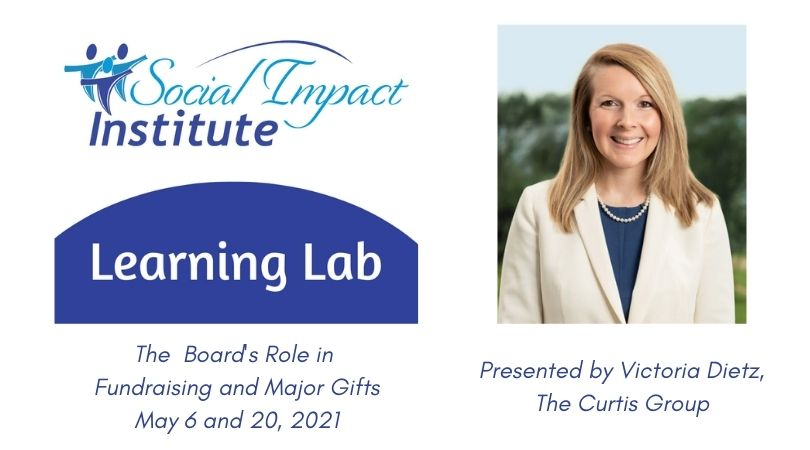 Learning Lab   The Board's Role in Fundraising and Major Gifts