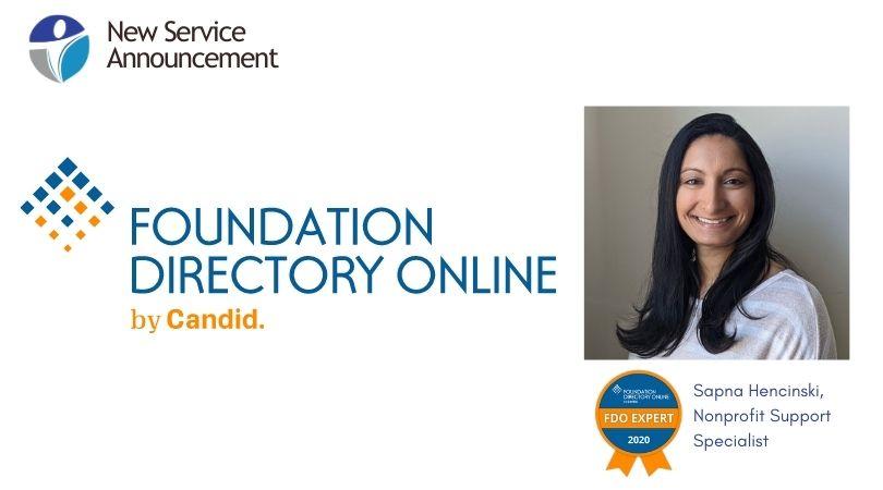 Foundant Directory Online