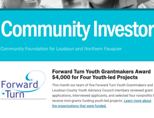 Community Investor Newsletter – May 2021