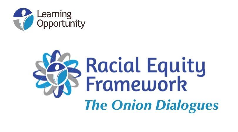 racial equity framework logo