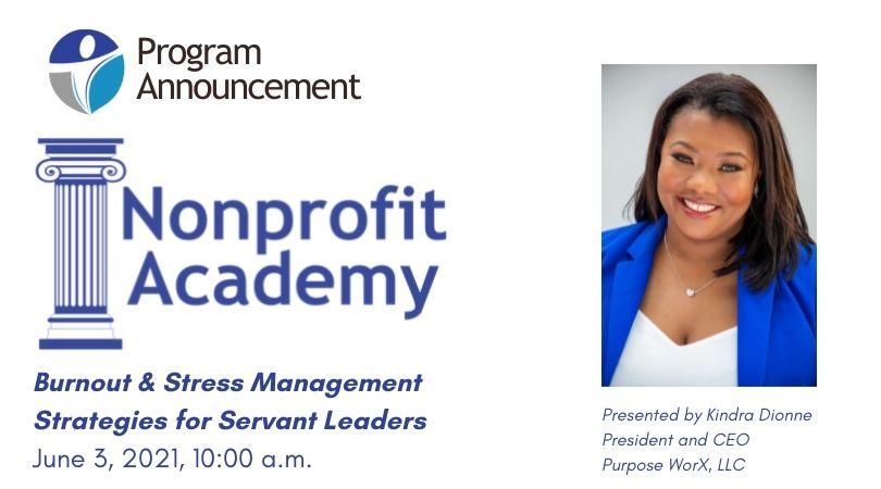 Nonprofit Academy Announcement