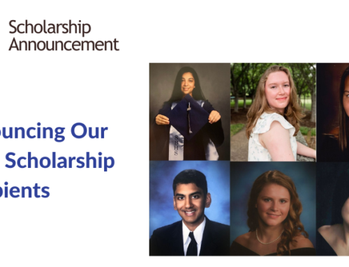 Community Foundation Awards $26K in Scholarships to Local Students