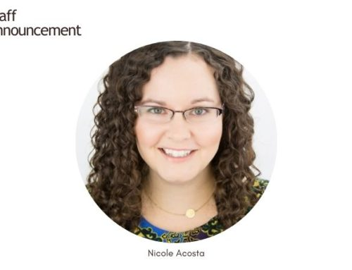 Nicole Acosta Receives the 2021 R. Ann Meyers Alumni Award and Named Vice President of Grants and Nonprofit Programs