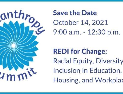 Save the Date: Philanthropy Summit 2021