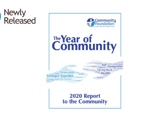 Newly Released! Our 2020 Report to the Community