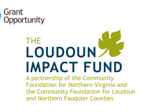 Now Accepting Applications: Loudoun Impact Fund 2021 Grant Cycle