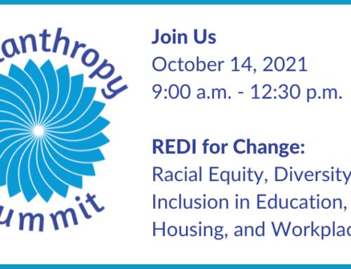 Register Now: Philanthropy Summit 2021