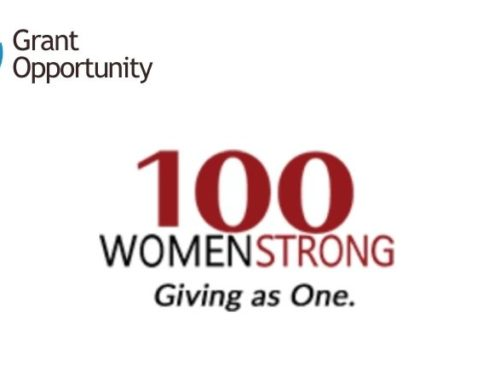 100WomenStrong Now Accepting Letters of Intent for 2022 Grant Cycle